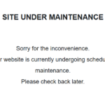 Westland's Website Is Having A Bad Day