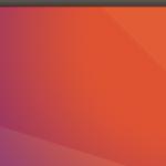 Sorry, Ubuntu